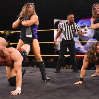 NXT Review – 29/01/2020