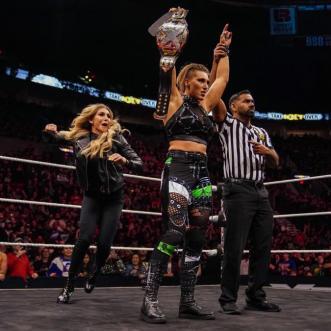 Women of the WWE – February 16-22