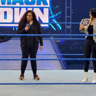Women of the WWE – March 22-28