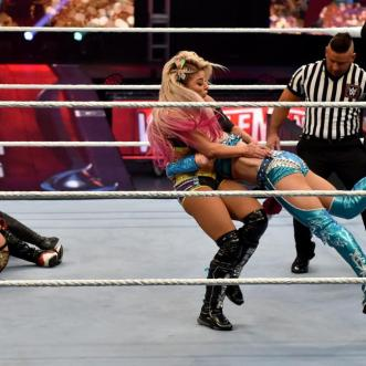 Women of the WWE – March 29-April 04