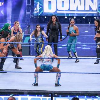 Women of the WWE – August 09-15