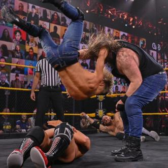 NXT Review – 23/12/2020