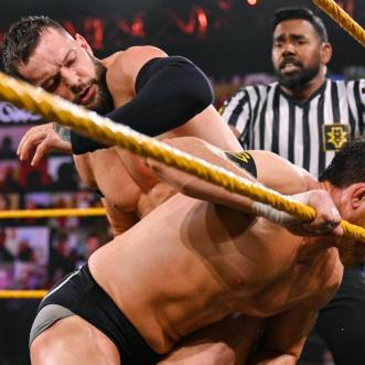 NXT New Year's Evil Review – 06/01/2021