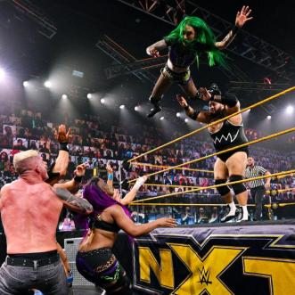 NXT Review – 13/04/2021
