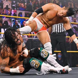 NXT Review – 11/05/2021