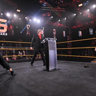 NXT Review – 10/08/2021