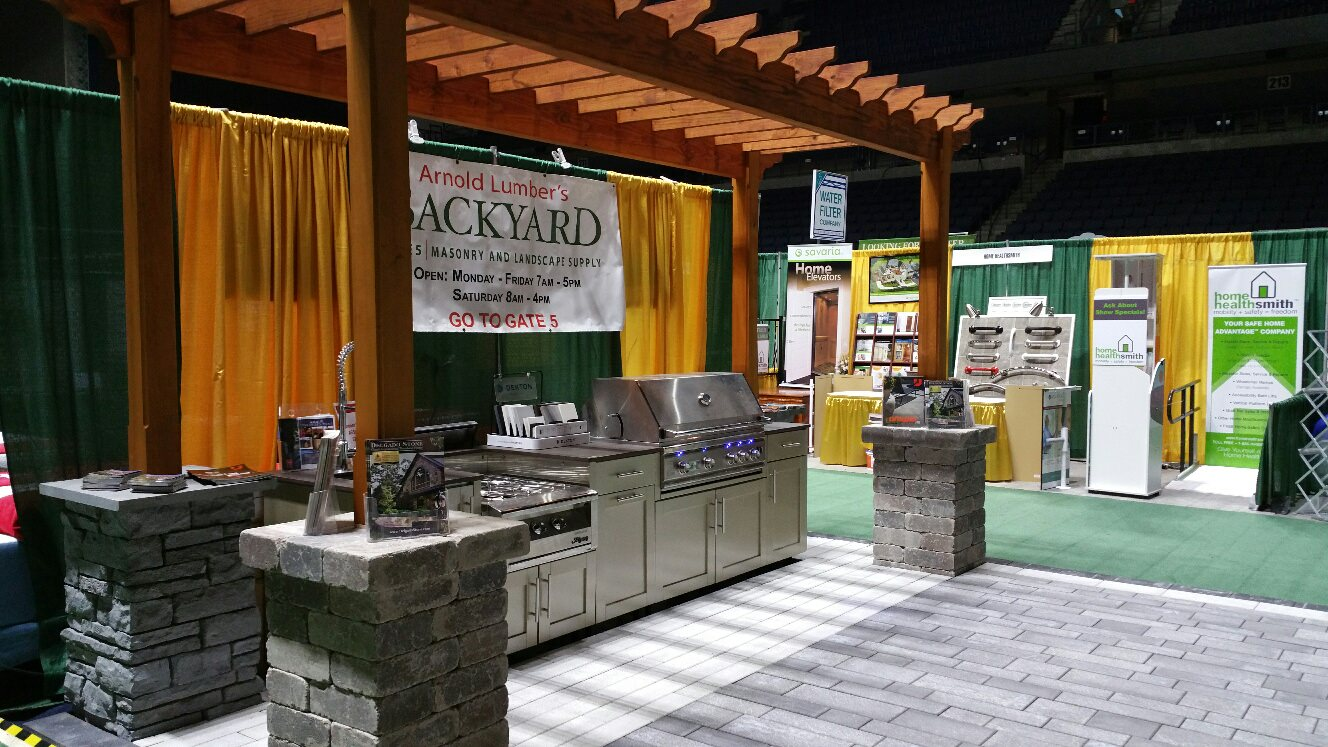 Arnold Lumbers BACKYARD and Kitchen Design Center bring a
