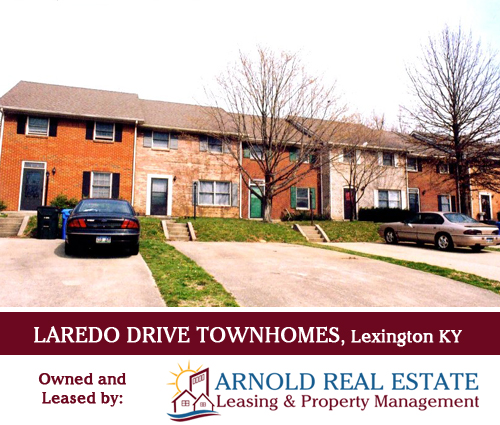 3 Bedroom Apartments In Richmond Ky: Laredo Drive Townhomes