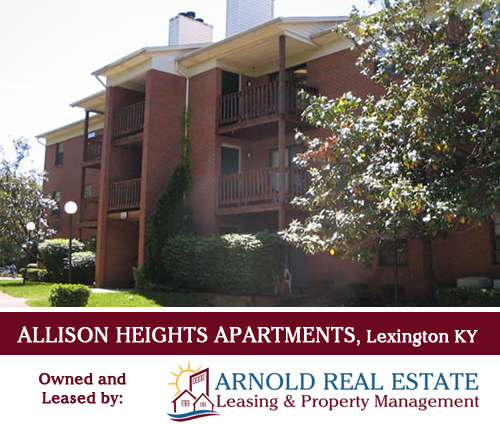 Apartments For Rent In Richmond Ky: Allison Heights Apartments Lexington KY