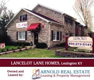 Lancelot Lane Homes Lexington Ky Arnold Leasing