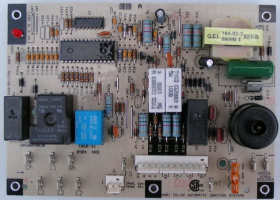 LH33WP003 Carrier Bryant Furnace Control Circuit Board