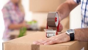 Umzugsvorbereitungen, Verpacken mit System