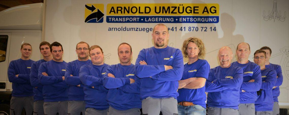 Zügel Team Arnold Umzüge