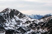 Rückblick zur Weilheimer Hütte