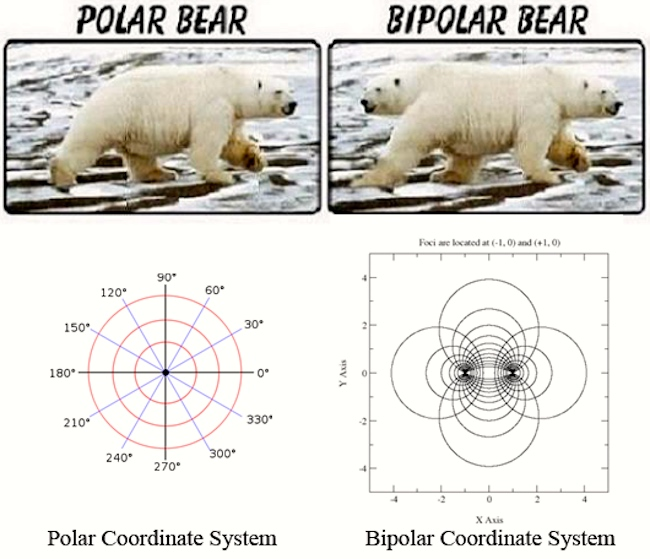 Puns and portmanteaus, polar bears and hippos | Arnold Zwicky's Blog