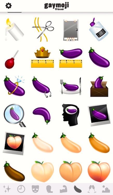 Sexting with emoji | Arnold Zwicky's Blog