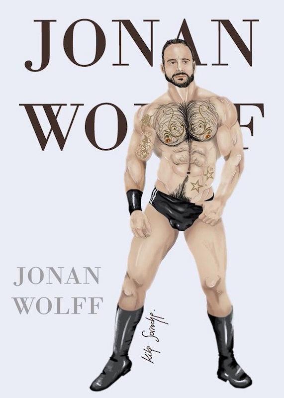 Kike Sorroche, ilustrador homoerótico | Arnold Zwickys Blog