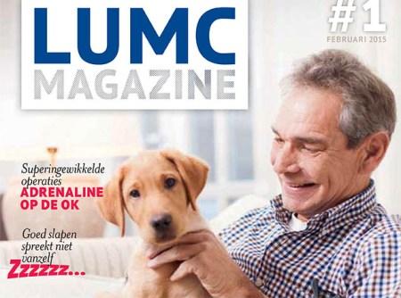 LUMC magazine