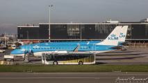 KLM Embraer 190's
