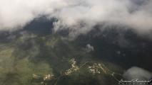 Curaçao vanuit de lucht - Landhuis Knip