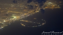 Dubai vanaf 35.000ft