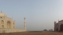 Panorama Taj Mahal (oost zijde)