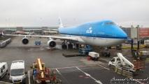 KLM Boeing 747-400 (PH-BFH) - City of Hongkong