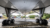 British Airways Concorde (G-BBDG)