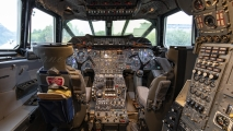 Cockpit - British Airways Concorde (G-BBDG)
