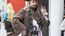 Comic Con - Jack Sparrow