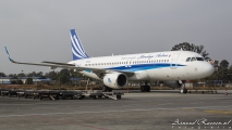 Himalaya Airlines Airbus A320