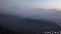 Uitzicht vanaf Sarangkot