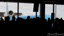 KLM MD-11 op Schiphol