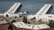 Pier 33 - Alcatraz boot