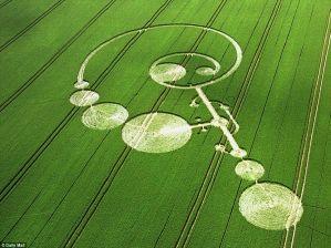 círculos de las cosechas