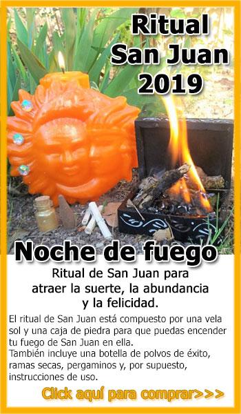 Ritual San Juan 2019