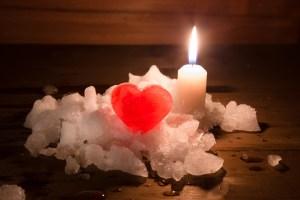 rituales para San Valentín