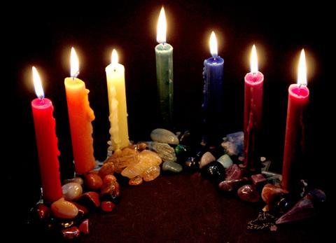 sonido de las velas