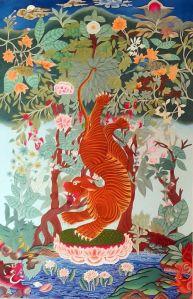 astrología tibetana