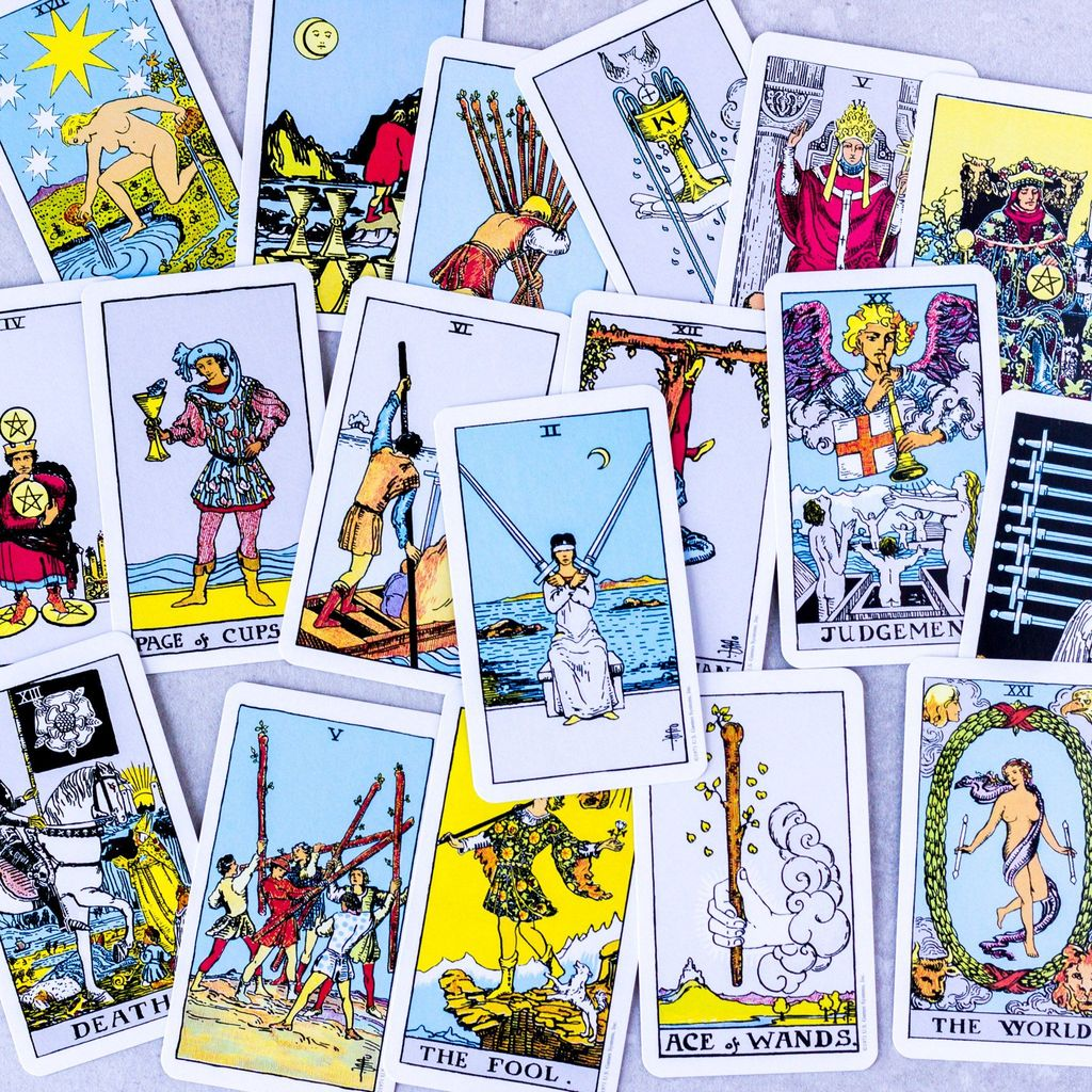 Tarot Rider-Waite, la alternativa al Tarot de Marsella