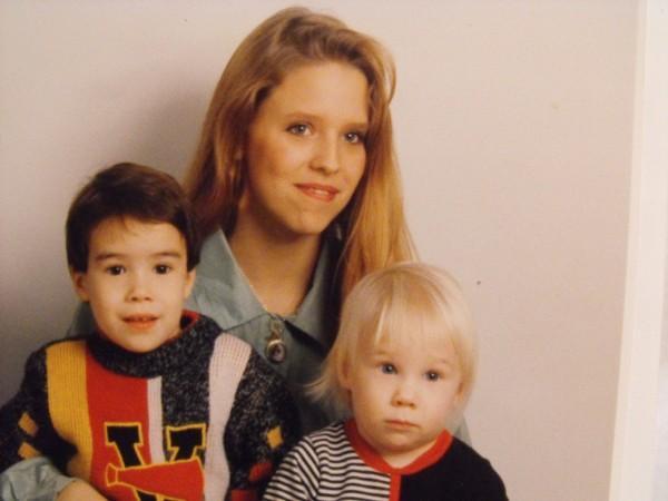 me-my sis- my lil bro