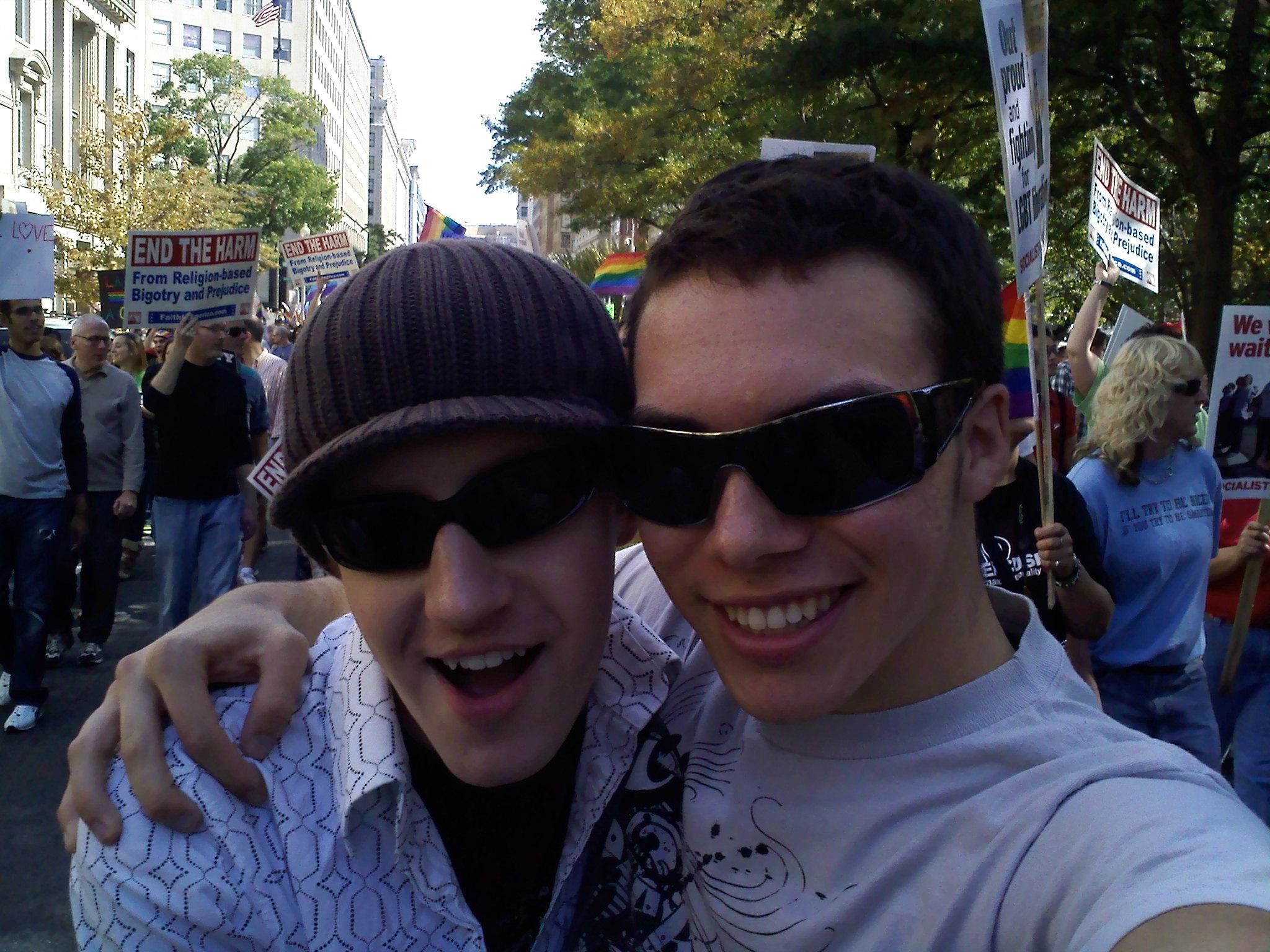 Me & Thomas!!!<3