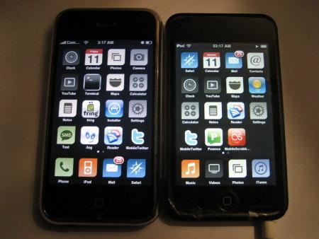 iPhone - iPod Touche