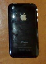 iPhone 3G - Atrás