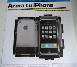 PC Magazine - Iphone para armar