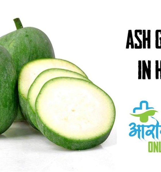 Ash Gourd in Hindi - Benefits,Uses,Side Effects,Recipes