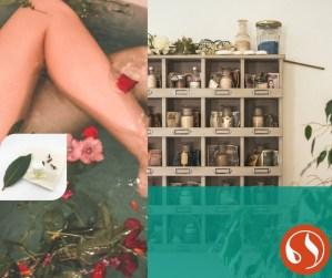 Aromathérapie - Huiles essentielles soin corps