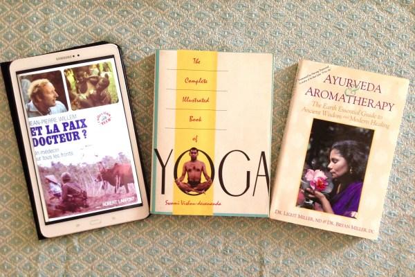 3 livres pour changer de vie