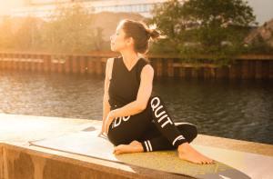 posture yoga torsion