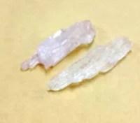 ナチュラルセラピースクールEarthのクンツァイト原石